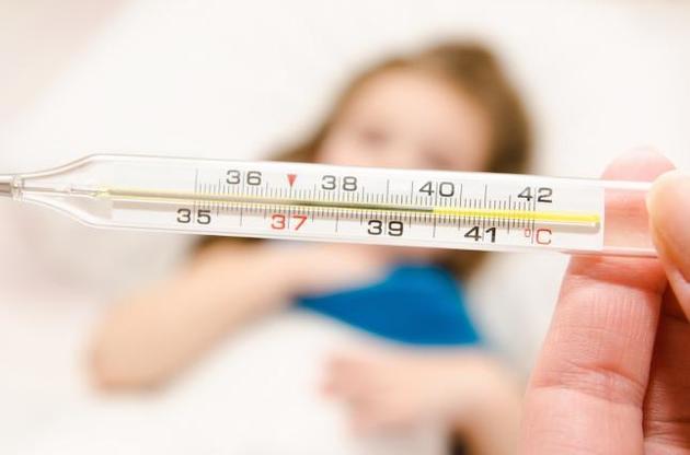 В Киеве увеличилась заболеваемость гриппом и ОРВИ