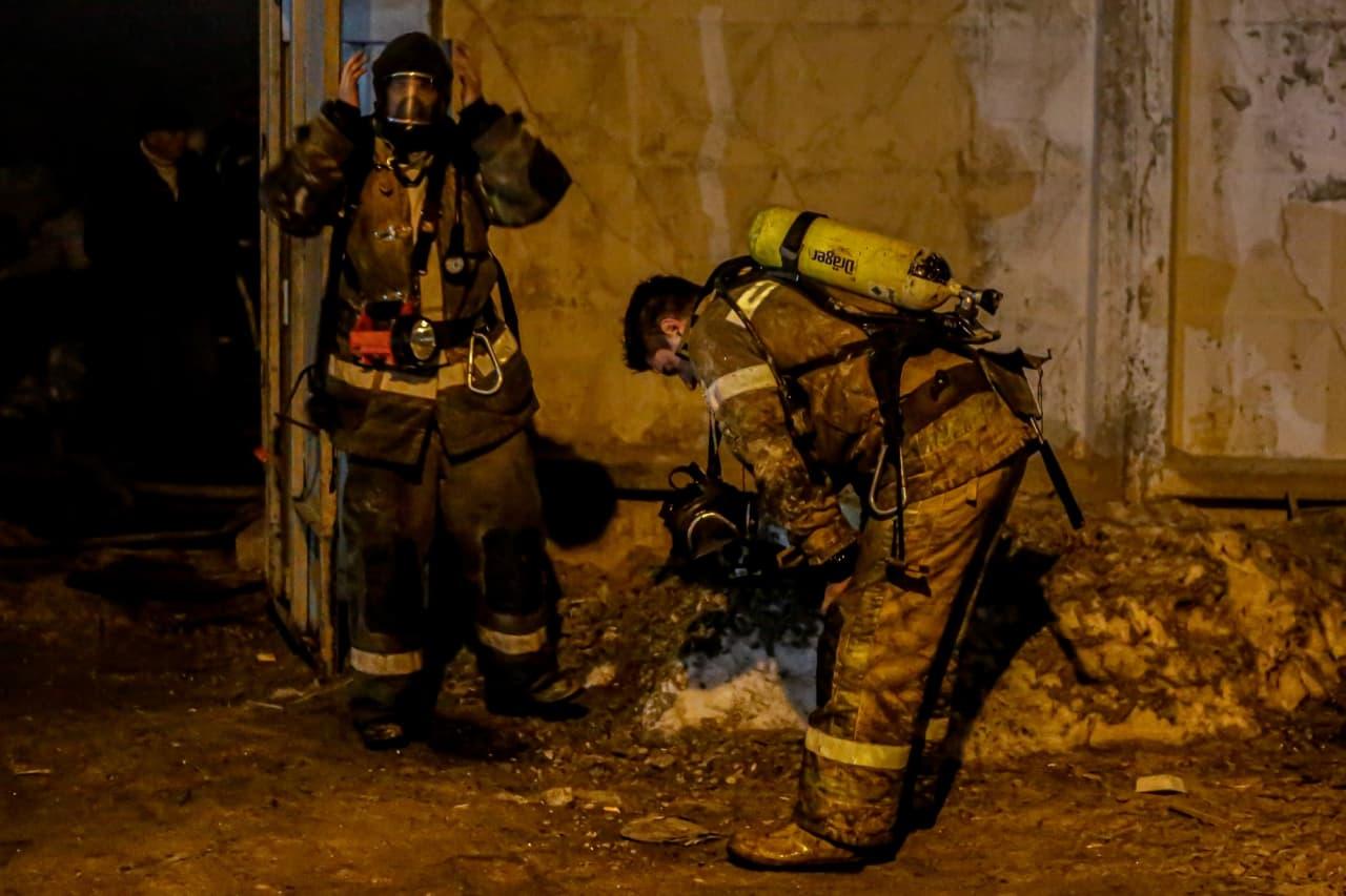 В Киеве на 8 марта в бане погибли три человека