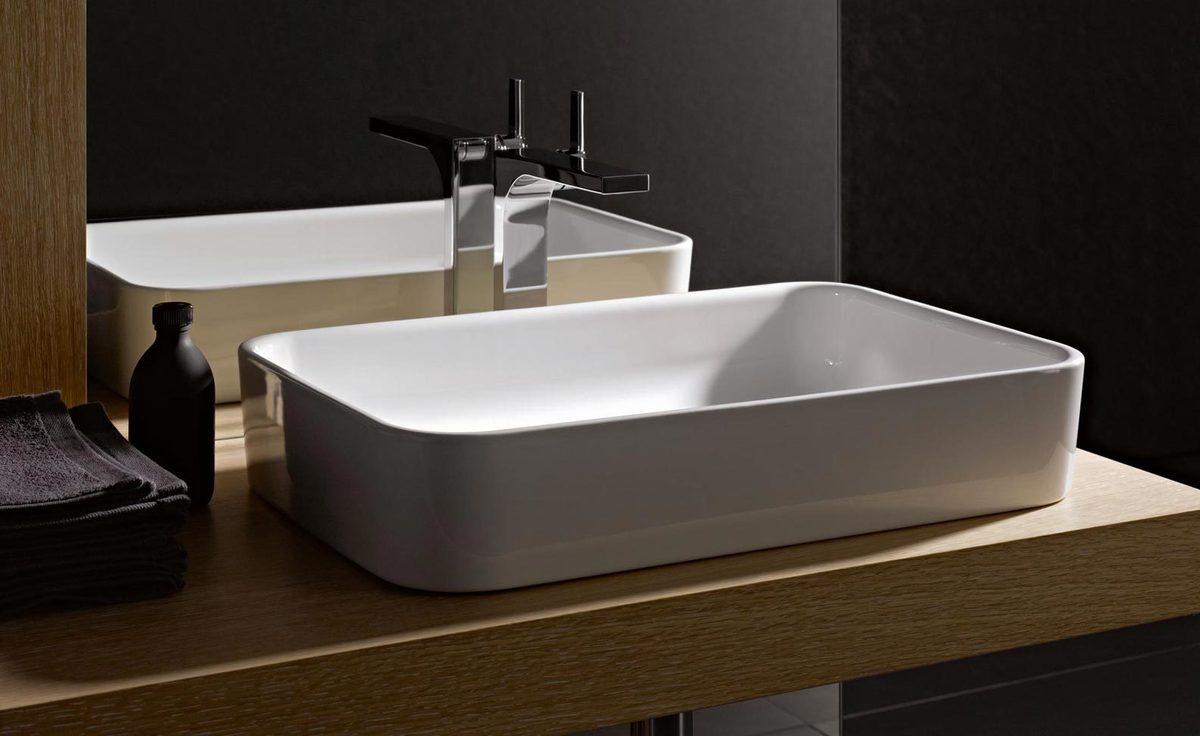 Размер имеет значение: какие раковины подходят для больших и маленьких ванных комнат
