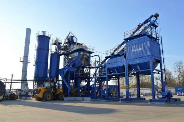 Как открыть свой асфальтный завод в Киеве