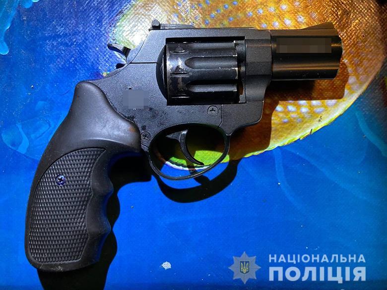 В Киеве мужчина застрелил свою супругу