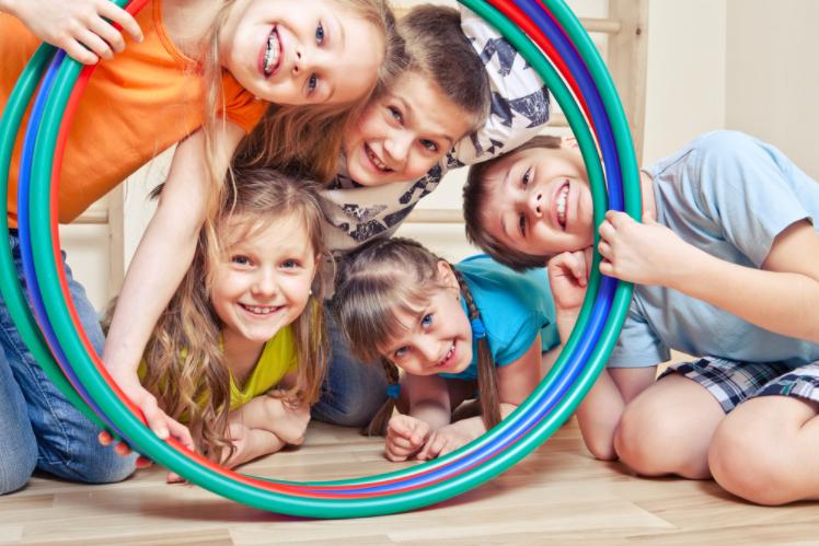 Развивающие игры для детей 5–6 лет
