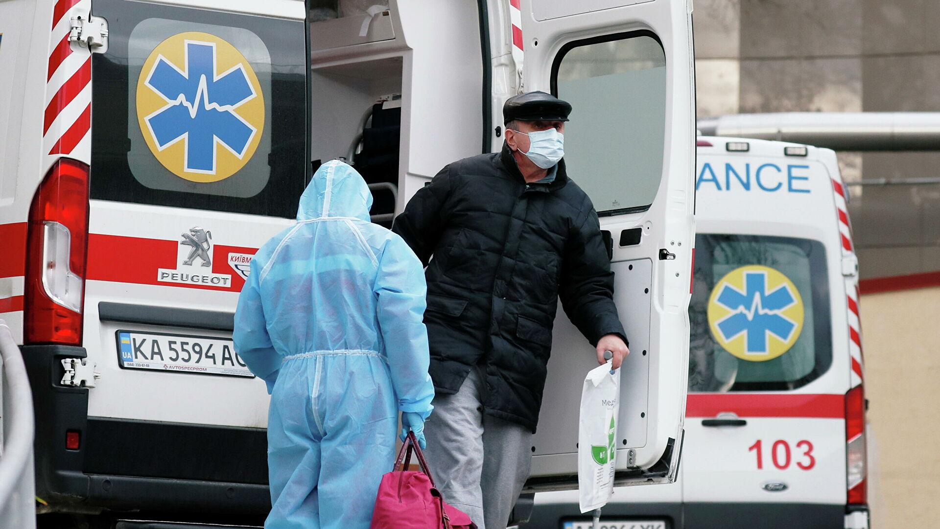 В Киеве могут ввести жесткий локдаун