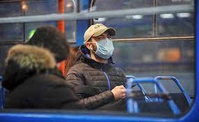 """Киев переходит на """"удаленку"""": закрываются школы, транспорт - по спецпропускам"""