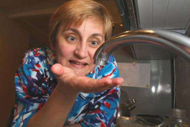 Горячую воду в Киеве отключат в мае