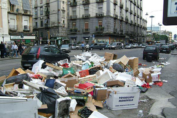 Киев превратился в контейнер с мусором - депутаты