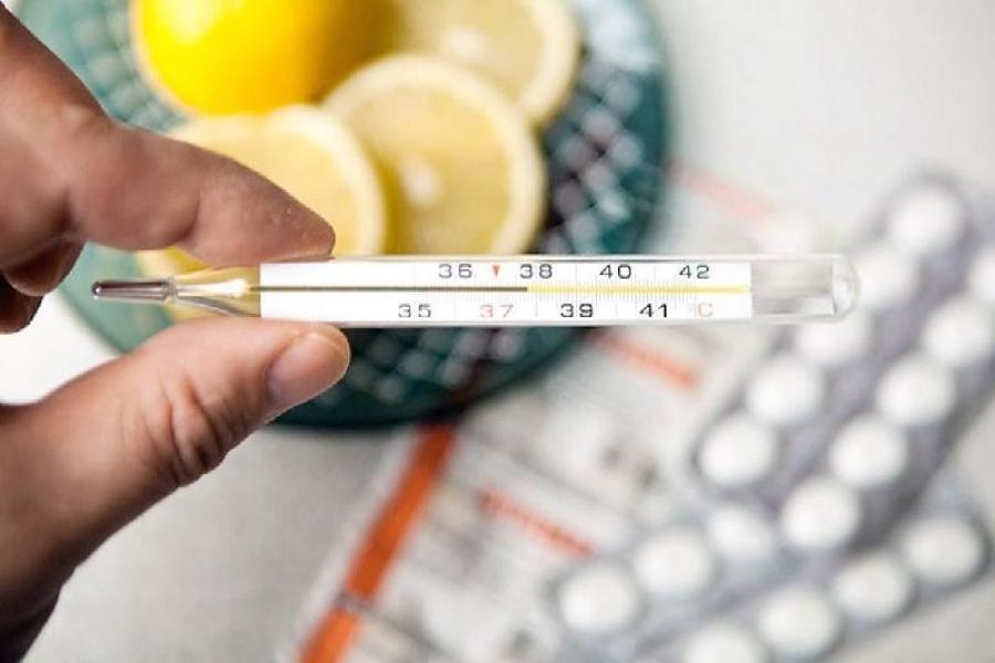 В Киеве фиксируют рост заболеваемости гриппом и ОРВИ