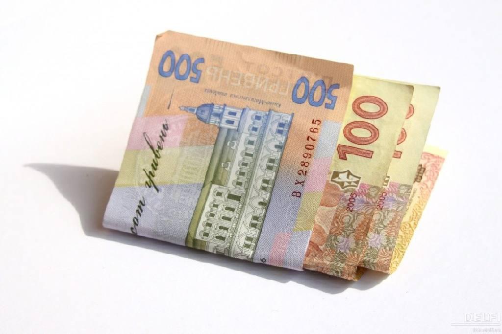 Киевлянин обменял реальные деньги на сувенирные