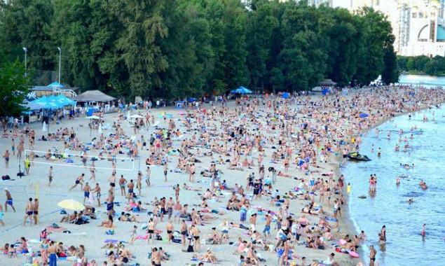В Киеве готовы начать купальный сезон