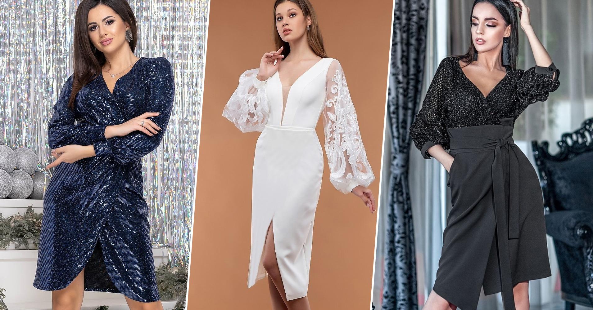Как выбрать короткое вечернее платье и не ошибиться с фасоном?
