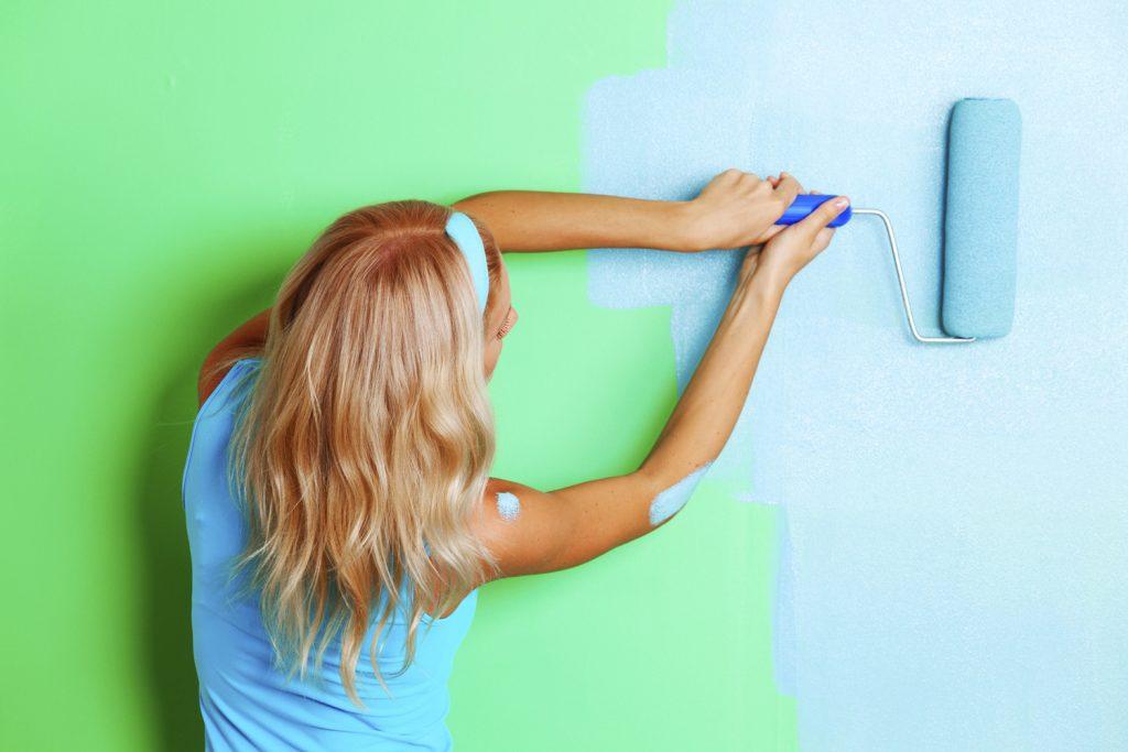 Водоэмульсионная краска: какая бывает и как выбрать нужную