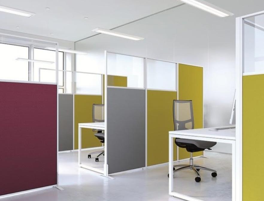 Как эффективно разделить офис на зоны? Несколько ценных советов