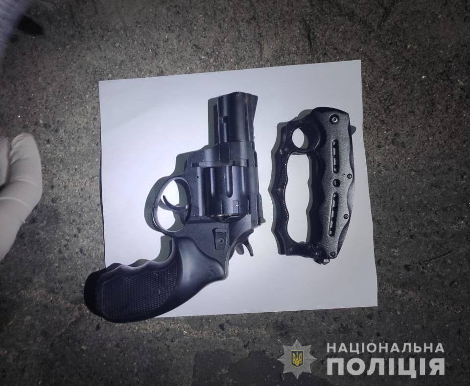 Под Киевом парень случайно подстрелил своих родителей
