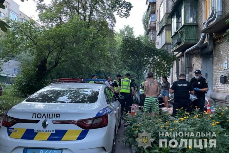 В Киеве из-за мобильного телефона погиб молодой мужчина