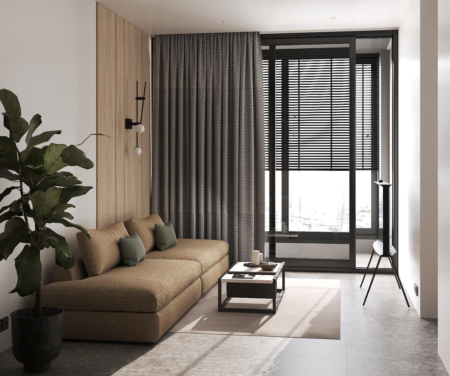 Огляд двокімнатних квартир у ЖК WASHINGTON Concept House