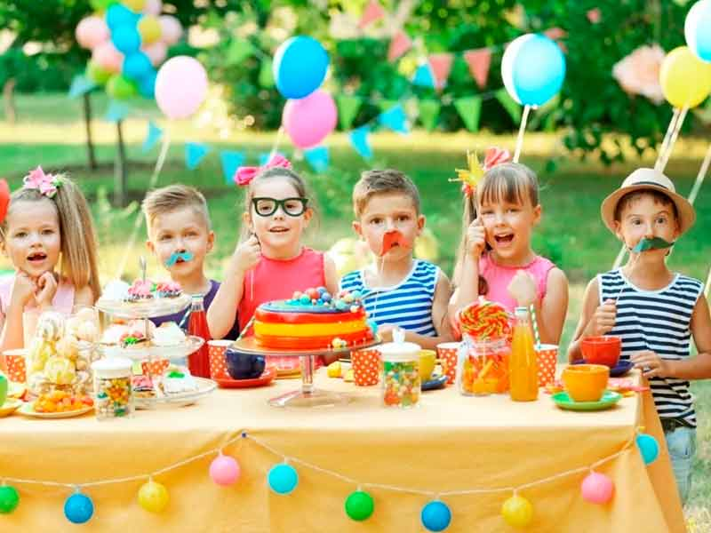 Как отпраздновать детский День рождения