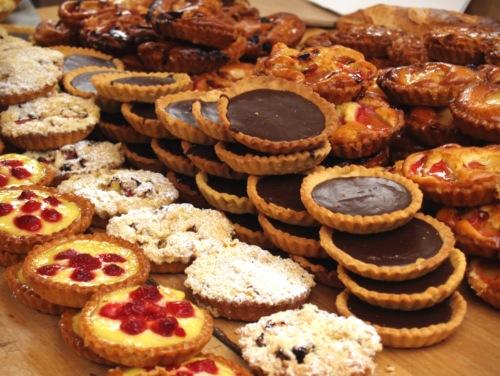 Феерия вкуса и аромата - пирожные