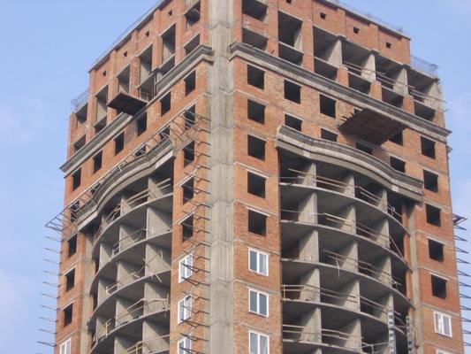 Киев нарастил темпы строительства недвижимости