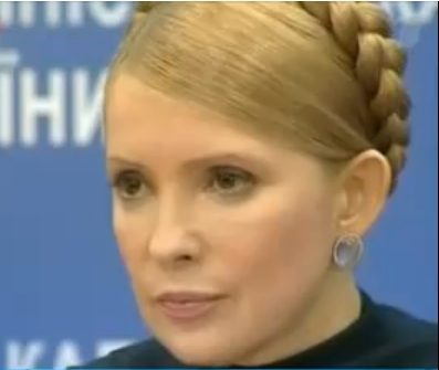 Тимошенко плевать хотела на свой рейтинг
