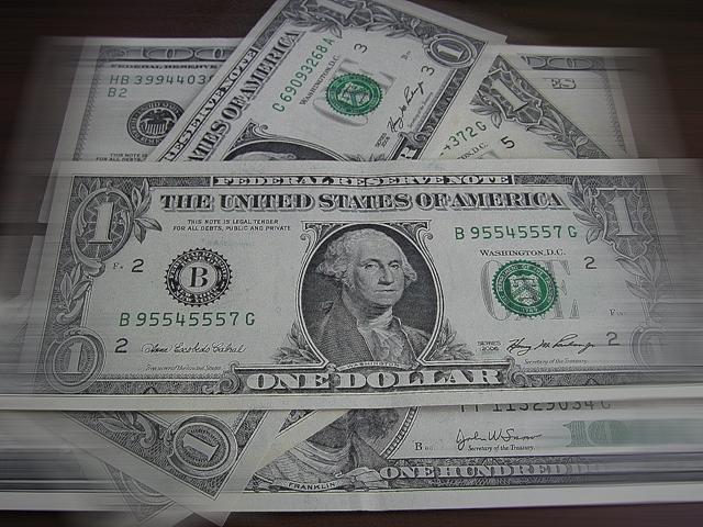 Курс покупки доллара в банках