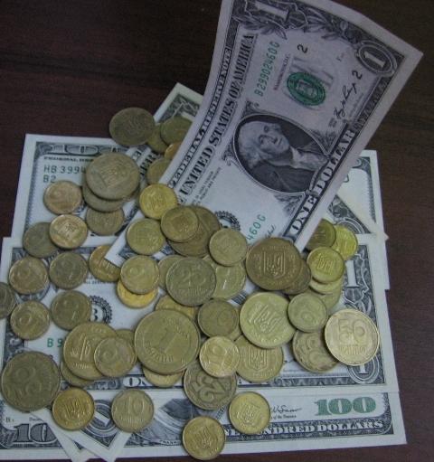 Доллар продают за 8.59 грн.